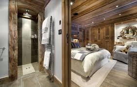Ski Chalet Interior The Petit Chateau A Luxury Ski Chalet In Courchevel