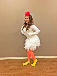 homemade chicken halloween costume halloween pinterest