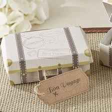 Suitcase Favors by Bon Voyage Vintage Suitcase Favor Box Set Of 24 Kateaspen