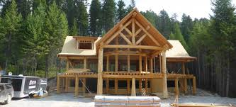 a frame house plans with basement beautifully idea timber frame house plans with walkout basement