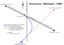 Hillsdale Michigan Map by The Lcrc Gets Creative At Grosvenor U2013 Tecumseh Junction