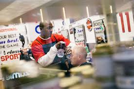racial harmony in minnesota take a seat at this barbershop