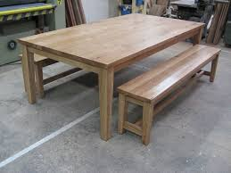 table with bench seat dining table with bench seats gallery dining
