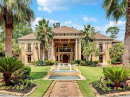 mediterranean mansion estate of the day 7 5 million mediterranean mansion in houston texas