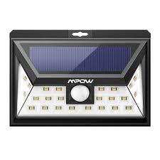 Outdoor Solar Panel Lights - solar light led outdoor solar powered wireless waterproof