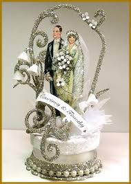 deco cake topper wedding minish designs