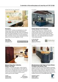 Designer Kitchens Magazine by Pjh Designer Kitchen And Bathroom Aug 2015 U003e Ambleside Kitchen