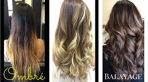 highlights vs ombre style subtle vs striking the difference between ombré and balayage