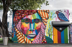 modern mural art basel miami beach spectacular murals in wynwood