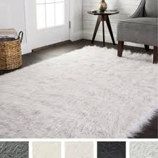 accent rug faux fur accent rugs for less overstock com