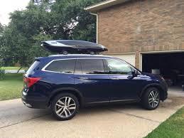 Luggage Rack For Honda Odyssey by Cargo Box Page 2 Honda Pilot Honda Pilot Forums