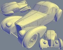 1938 bugatti type 57sc atlantic coupe princess carriage
