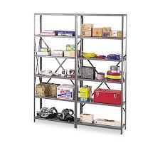 Tennsco Bookcase Industrial Post Kit By Tennsco Tnnipb871mgy Ontimesupplies Com