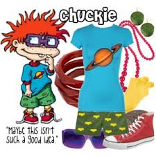 Chuckie Finster Halloween Costume 25 Chucky Ideas Shoes Lacing