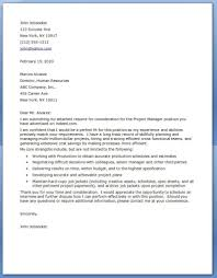 Cover Letter For Manager Position Civil Project Manager Cover Letter Public Relations Consultant