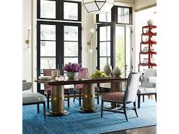 henredon dining room table henredon furniture 8100 20 000b 000t dining room jeffrey bilhuber