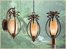 Pineapple Light Fixture Pineapple Unique Outdoor Lighting 18 Excellent Inside Light Plan