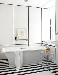 well designed o brien black white bathrooms white