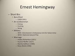ernest hemingway life biography ernest hemingway 3 728 jpg cb 1241918024