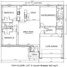 custom house plans open bungalow floor plans home designs custom house top