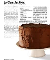 metro flavor chocolate stout cake the best chocolate cake recipe