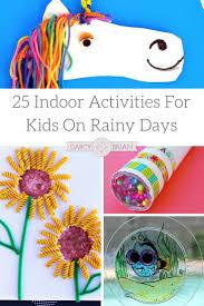 25 indoor activities for kids on rainy days indoor activities