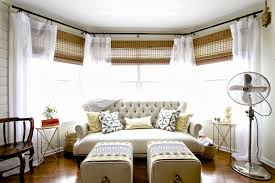 curtains curtain rods for corner windows inspiration how to
