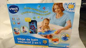 siege de bain interactif 2en1 anneau de bain vtech siege de bain bebe vtech avis