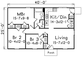 floor plans 1000 sq ft beautiful idea floor plans 1000 square house 10 square 3