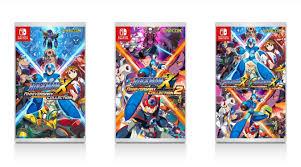 Kaset Ps4 Mega Legacy Collection 2 japanese mega x legacy collection 1 and 2 boxarts nintendo
