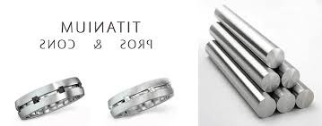 titanium mens wedding bands pros and cons awesome titanium mens wedding bands pros and cons men wedding bands