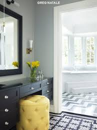 black and yellow bathroom decor u2013 creation home