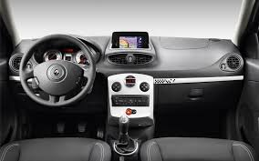 Renault Clio Interior Wallpaper 1920x1200 22673