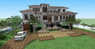 florida custom home plans residential house plans portfolio lotus architecture naples