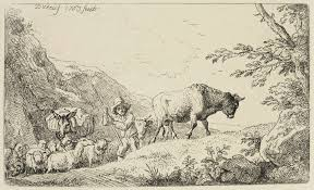 australian shepherd e cavalli the shepherd detroit institute of arts museum