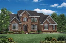 toll brothers at oak creek the harding home design