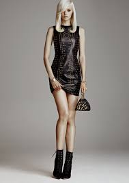 see the complete versace for h u0026m collection look book starring