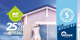 interior exterior painting services commercial residential