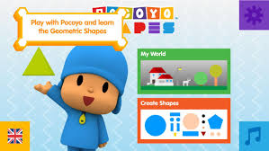 pocoyo shapes free android apps google play