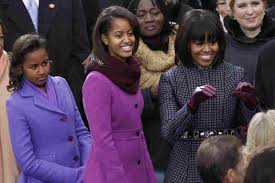 Obama First Family by When It Comes To Inaugural Fashion First Family Stays The Course