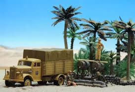 opel truck ww2 desert war wwii in 1 72 scale