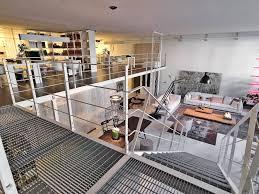 office loft ideas overhead loft view interior design ideas