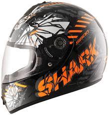 sinisalo motocross gear shark s600 poonky black white high quality shark race track