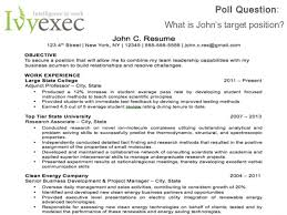 Resume Paper Target Webinar Telling Your Story