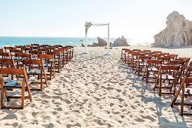 mexico wedding venues stylish at this cabo villa wedding cabo san