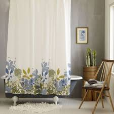 shabby chic shower curtain for the best shower time home decor