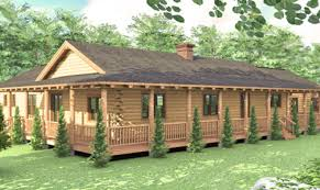 ranch style log home floor plans log home floor plan bedroom ranch style house plans 86115