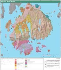 Geological Map Of Usa by Acadia Maps Npmaps Com Just Free Maps Period