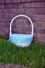 personalized wicker easter baskets personalized easter basket wicker easter by embellishboutiquellc