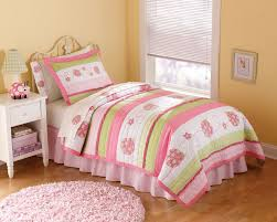 Girls Bedding Sets by Pink And Green Twin Bedding U2013 Bed Image Idea U2013 Just Another Bed